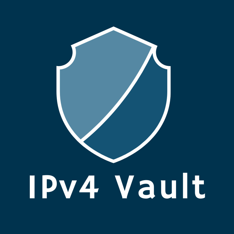 Buy IPv4 Addresses | IPv4 Vault